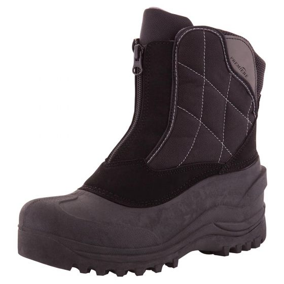 Premiere Zapatos de montar y cuadras Quebec Zip