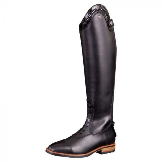 BR Correas para botas de montar Venetia eje largo