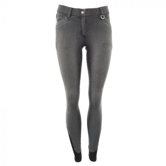 BR Pantalones de montar Mette asiento de silicona para mujer