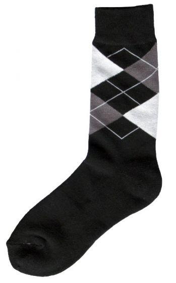 Hofman Calcetines de Jinete Grey/Black 39/42