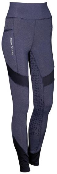 Harry's Horse Pantalón de montar EquiTights Melange Full Grip