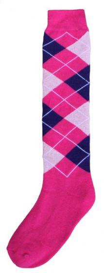 Hofman Calcetines Hasta la Rodilla RE 43/46 Pink