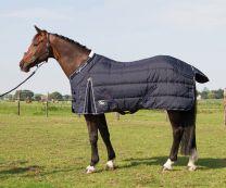 Alfombra estable Harry´s Horse Highliner 500 Black Iris