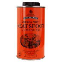 Aceite de cuero CDM V & P Neatsfood compuesto 500 ml