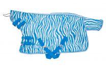 Manta antimoscas Harrys Horse en azul Francia