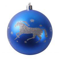 QHP Bolas de Navidad de caballos