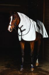 Manta nocturna reflectante Horseware Rambo