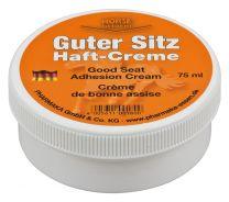 Crema adhesiva 'buen asiento' (dosis)