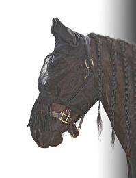 Harry's Horse Fly Mask Flyshield flecos