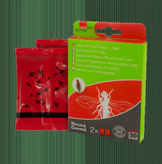 Hofman Atrayente para moscas de la fruta suelto (paquete de 2)
