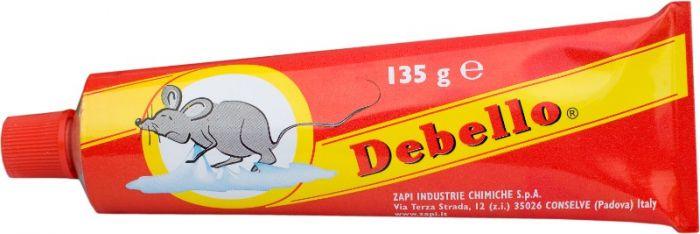 Hofman Zapi Debello Ratas y ratones tubo de cola 135 g