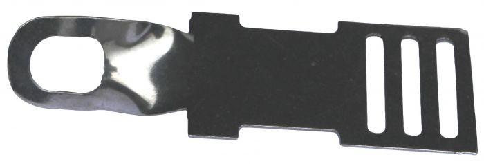 Hofman Cinta start / endplate stainless Acero Unique