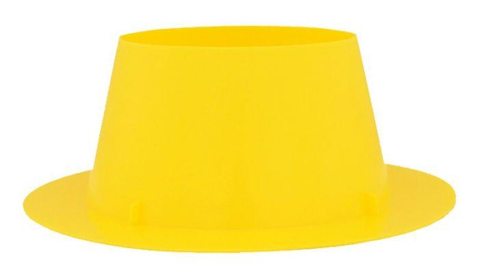 Hofman formación / delineación cono amarillo