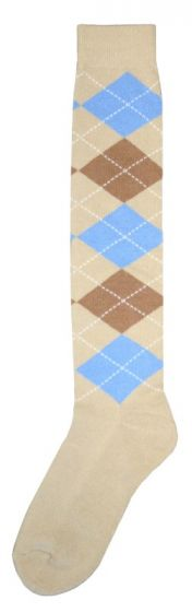 Hofman Calcetines Hasta la Rodilla RE 39/42 Blue/Brown