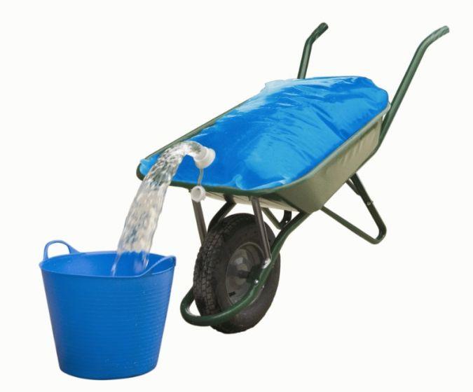 Hofman Bolsa de agua H2go para carretilla de 80 litros