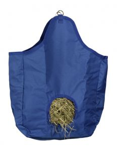 Bolsa de heno azul