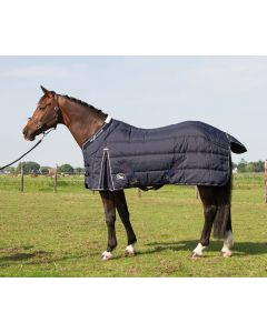 Alfombra estable Harry´s Horse Highliner 500 Black Iris