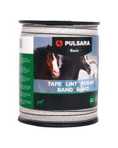 Pulsara Tape Basic 12.5mm 200m blanco