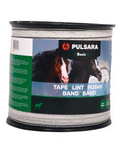 Pulsara Tape Basic 20mm 200m blanco