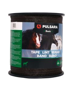 Pulsara Tape Basic 40mm 200m terra