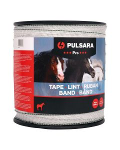 Pulsara Tape Pro 40mm 200m blanco