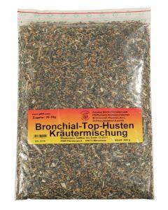 Bebida para la tos de la parte superior del bronquio, mezcla de la hierbas