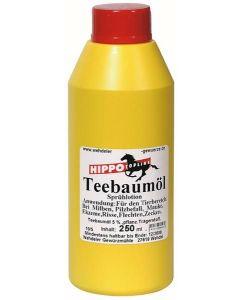 Crema en spray de aceite de árbol de té