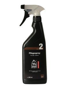 Cuidado spray para cuero