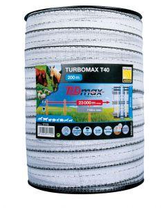 Cinta de punto 'TURBOMAX T40', 40 mm