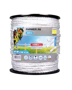 Cuerda PFIFF, GRANJERO R6, 6 mm