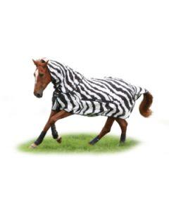 Bucas Buzz Off Zebra y cuello