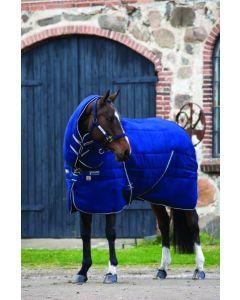 Manta para establo pesada (450 g) Horseware Rambo Plus con Vari-Layer
