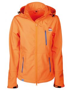 Harry's Horse Chaqueta Softshell Dutch Orange