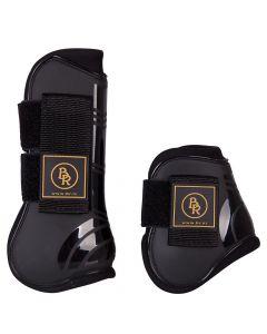 BR Conjunto BR de botas de tendón y protectores de bolas Pro Tech