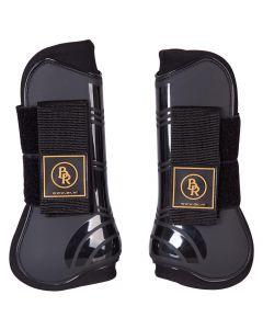 BR Correas para botas de montar tendones Pro Tech con forro de neopreno