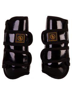 BR Correas para botas de montar tendones lacado Pro Max
