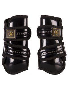 BR Botas de tendón Pro Max Glamour Lacquer