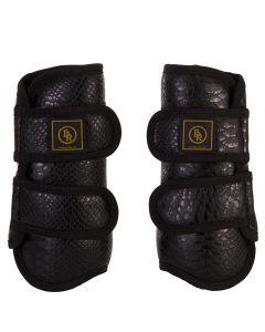 BR Correas para las la horma para las la horma para botas de montar tendones Pro Max Croco