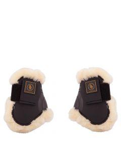 BR Botas de planchar Snuggle imitación piel de oveja