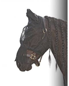 Harry's Horse Fly Mask Flyshield flecos