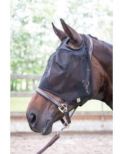 Harry's Horse Máscara de mosca Flyshield sin orejas
