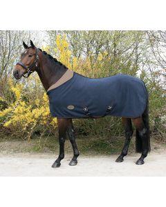 Harry's Horse Alfombra de felpa teddy 1/2 cuello