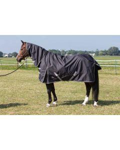 Alfombra de lluvia Harry's Horse Thor 0gr. con el cuello limusina