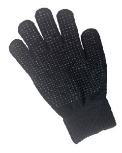 Hofman Guantes Magic Grippy Black Adults