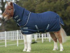 Manta para establo de peso intermedio (200 g) Horseware Amigo Petite Plus