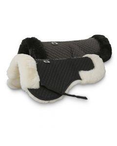 Sectolin Chetaime Saddle Pad Merino Wool - Negro
