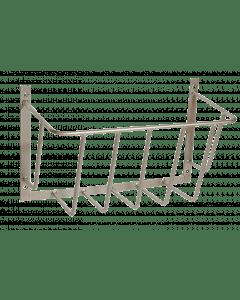 Kerbl Soporte para caballos de heno