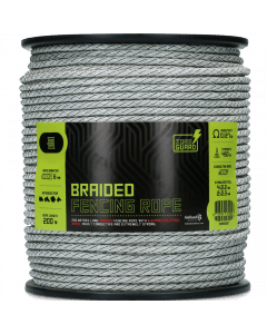 ZoneGuard Cable de cerca trenzado ZoneGuard de 6 mm