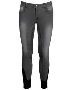 Harry's Horse Pantalones de montar para hombre Liciano Denim Full Grip