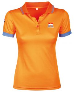 Harry's Horse Lista negra de Polo Dutch Orange